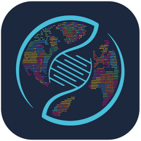 Map My Genes - Use DNA to locate related people
