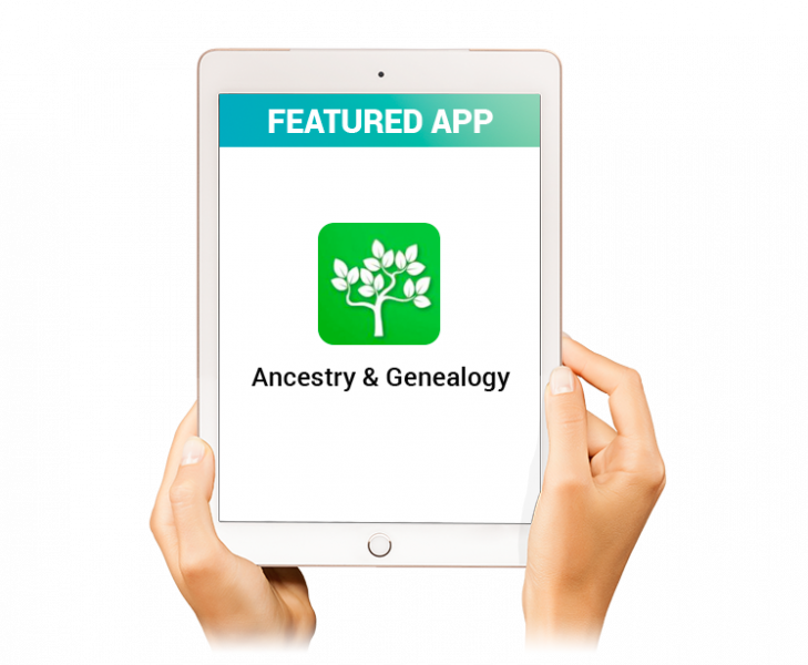 DNA Ancestry and Genealogy genetic app by Eone Diagnomics Genome Center