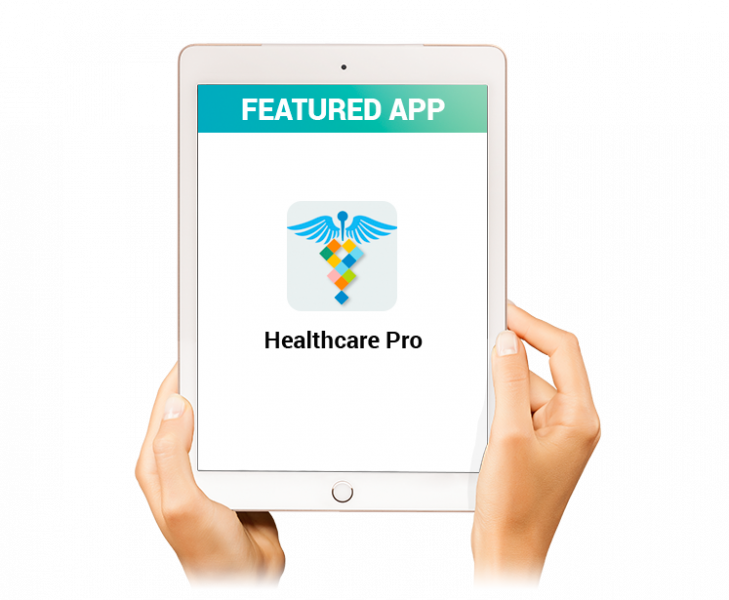 Healthcare Pro DNA app icon by App MD in the Sequencing.com DNA App Store