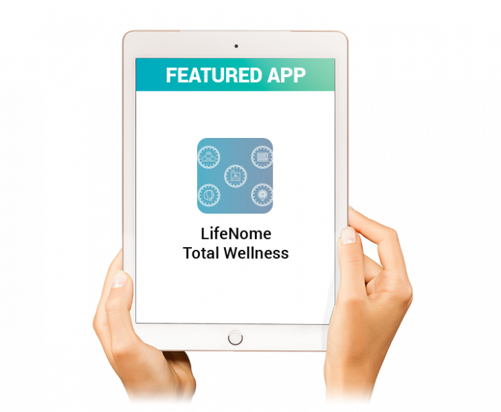 Total Wellness Genome Analysis App for 23andMe DNA data