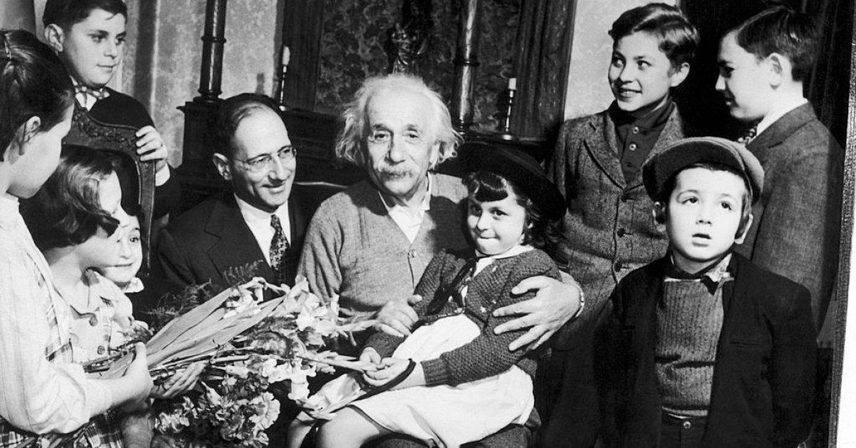 Albert Einstein Genealogy