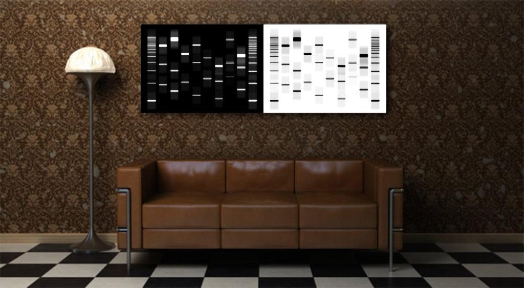 Order DNA art