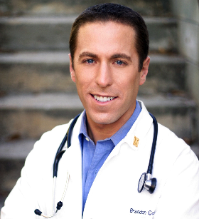 Author Dr. Brandon Colby MD
