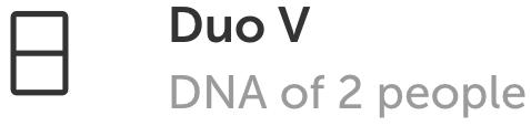 DNA art DuoV price