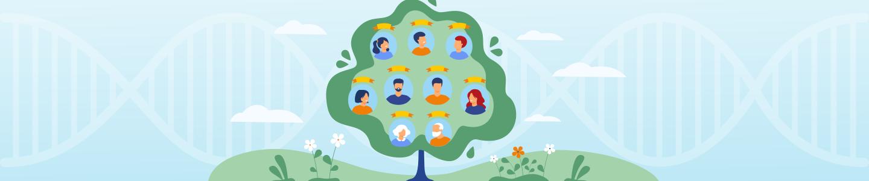 genealogy DNA report