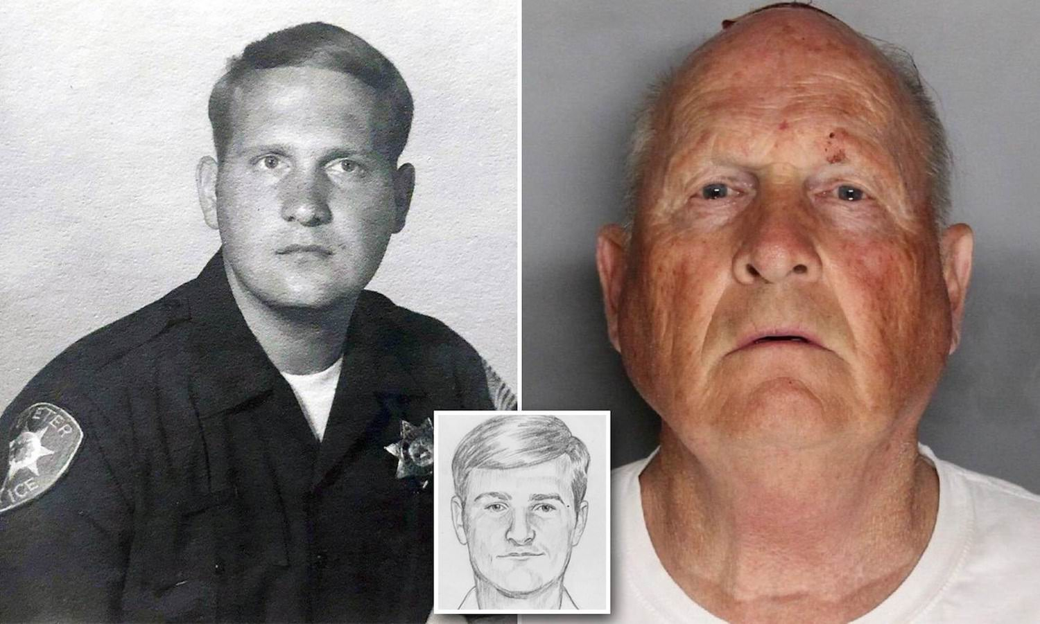 Golden State Killer was a police officer