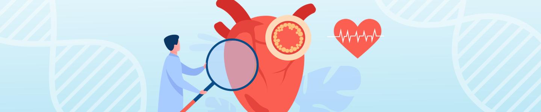 Heart health DNA test