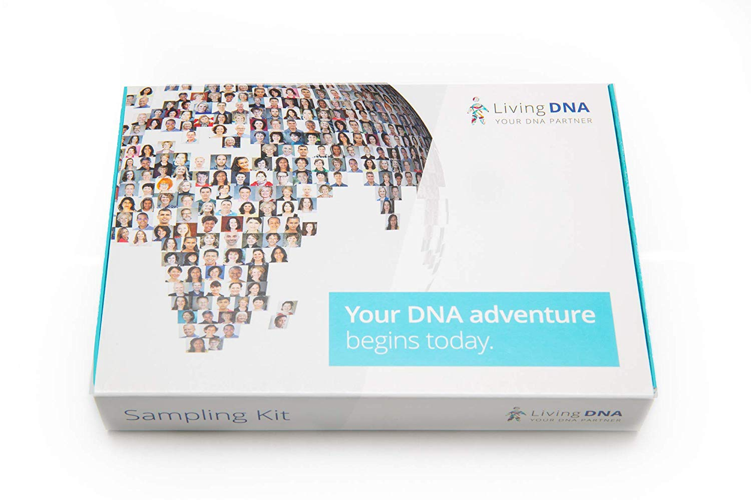 DNA Test Kit available at Sequencing.com