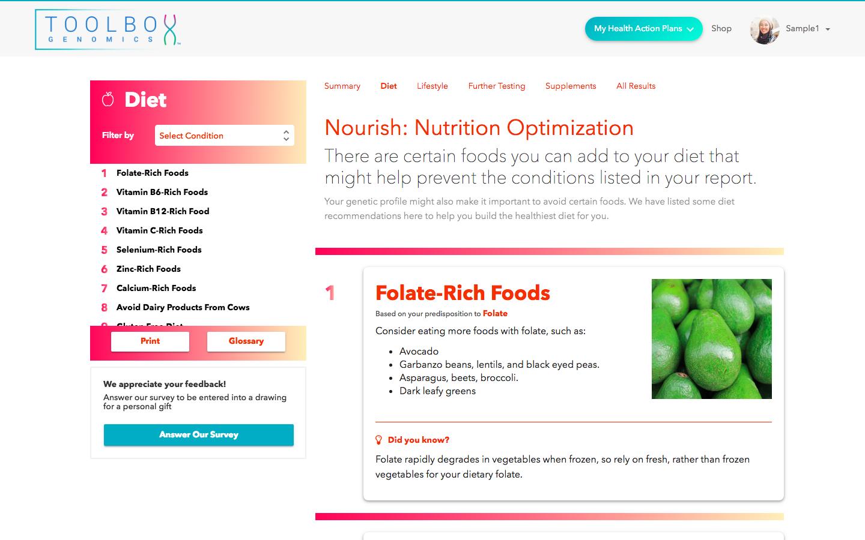 Nourish - Diet Tips
