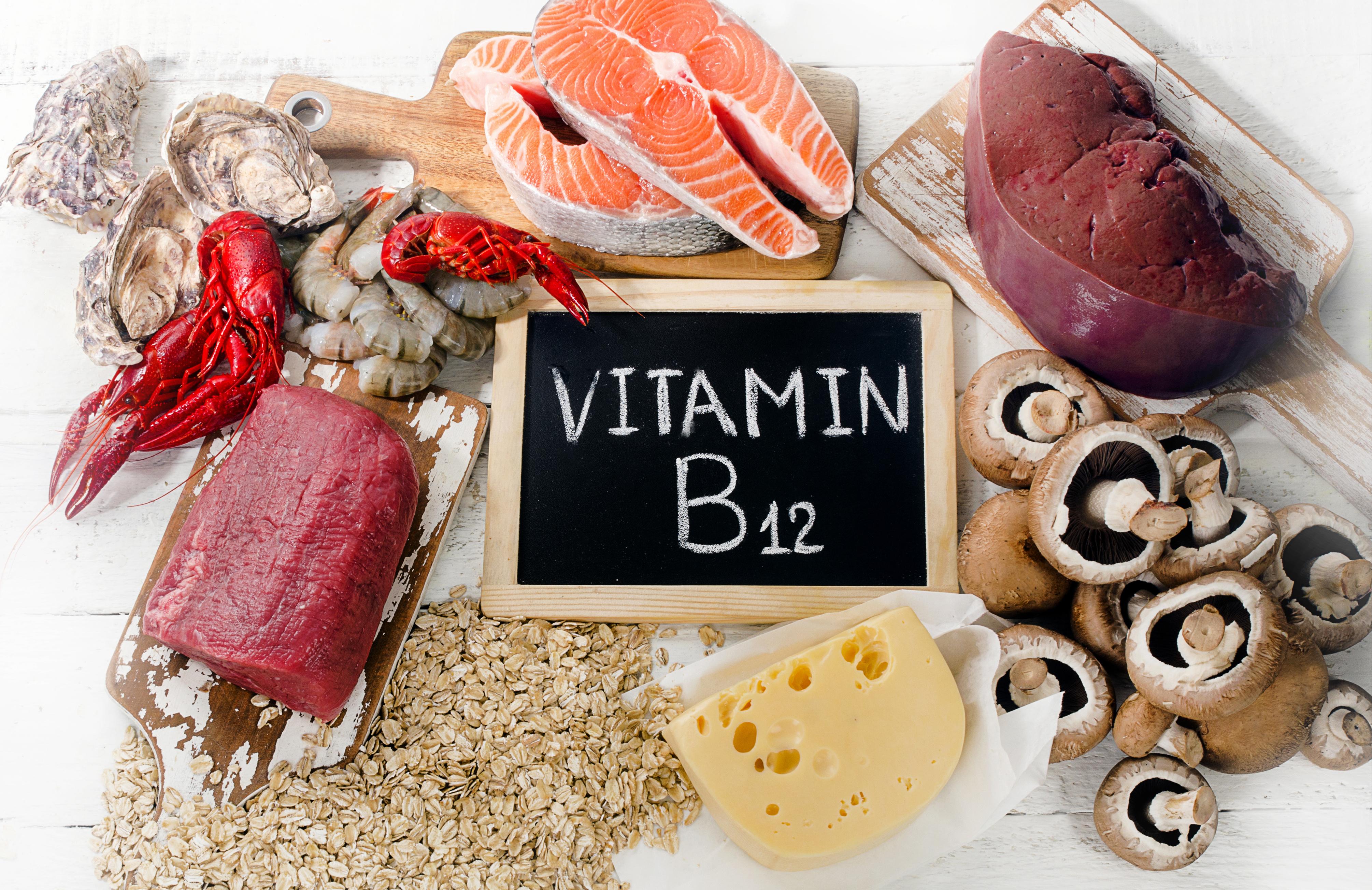 Nourish - Nutrient Deficiencies