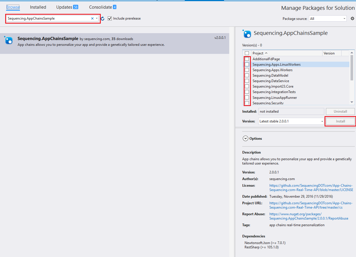 Nuget Instructions Image 2