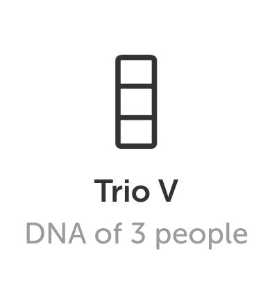 DNA Art Trio V format