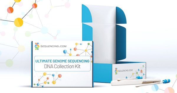Ultimate Genome Sequencing DNA Collection Kit