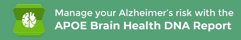 APOE Genetic Brain Health Wellness Report