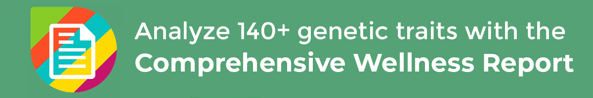 Comprehensive Wellness DNA App