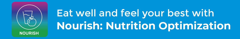 Nourish Nutrition Optimization