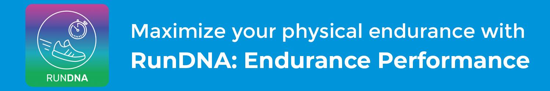 RunDNA Endurance Performance