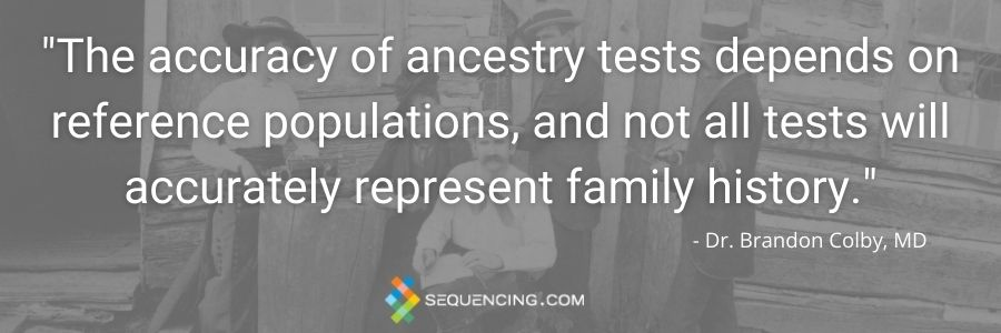 accuracy of dna tests