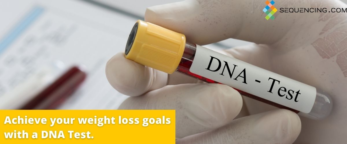 weight loss dna test
