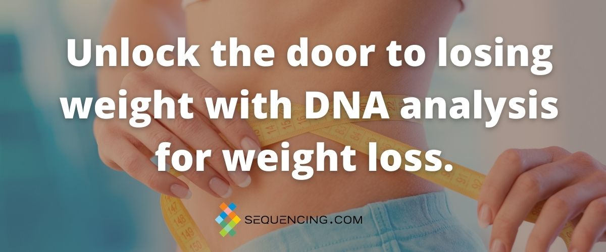 genetic testing and weight loss