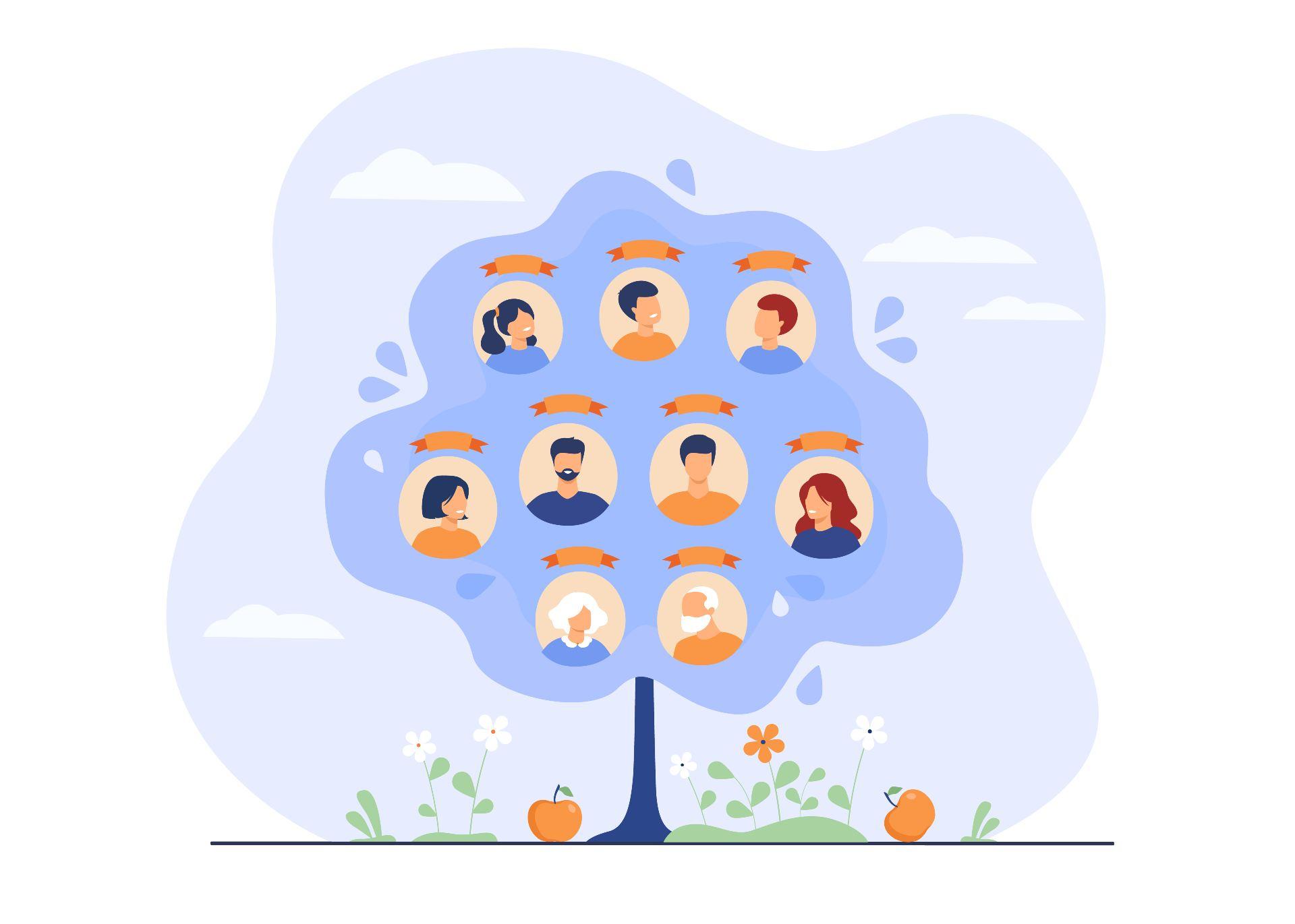 genetic genealogy