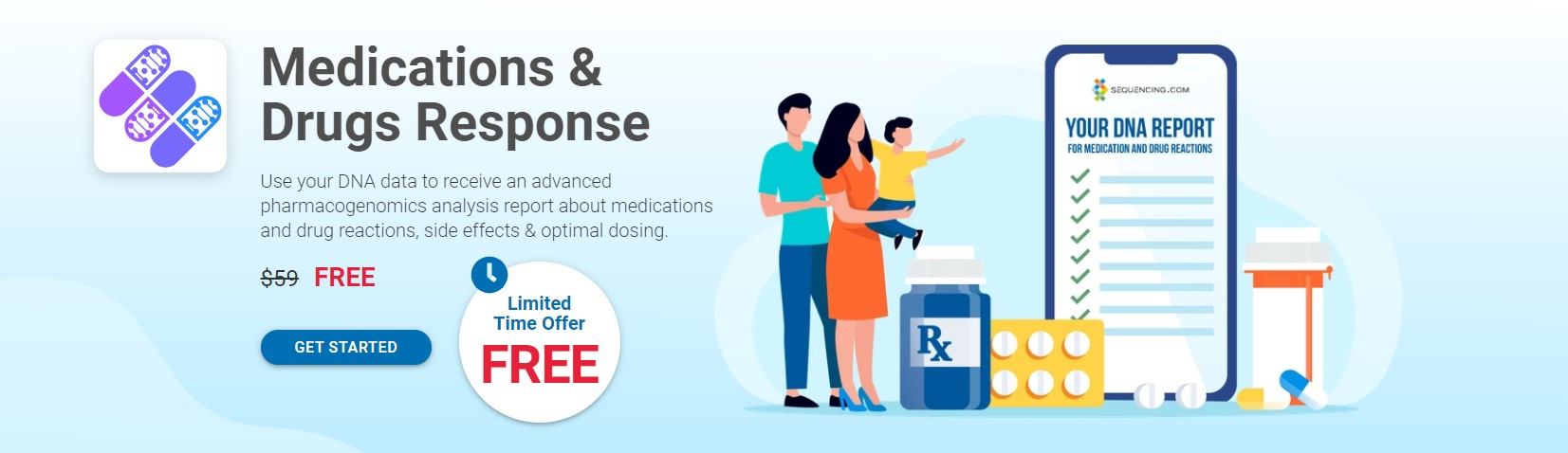 medications and drugs response