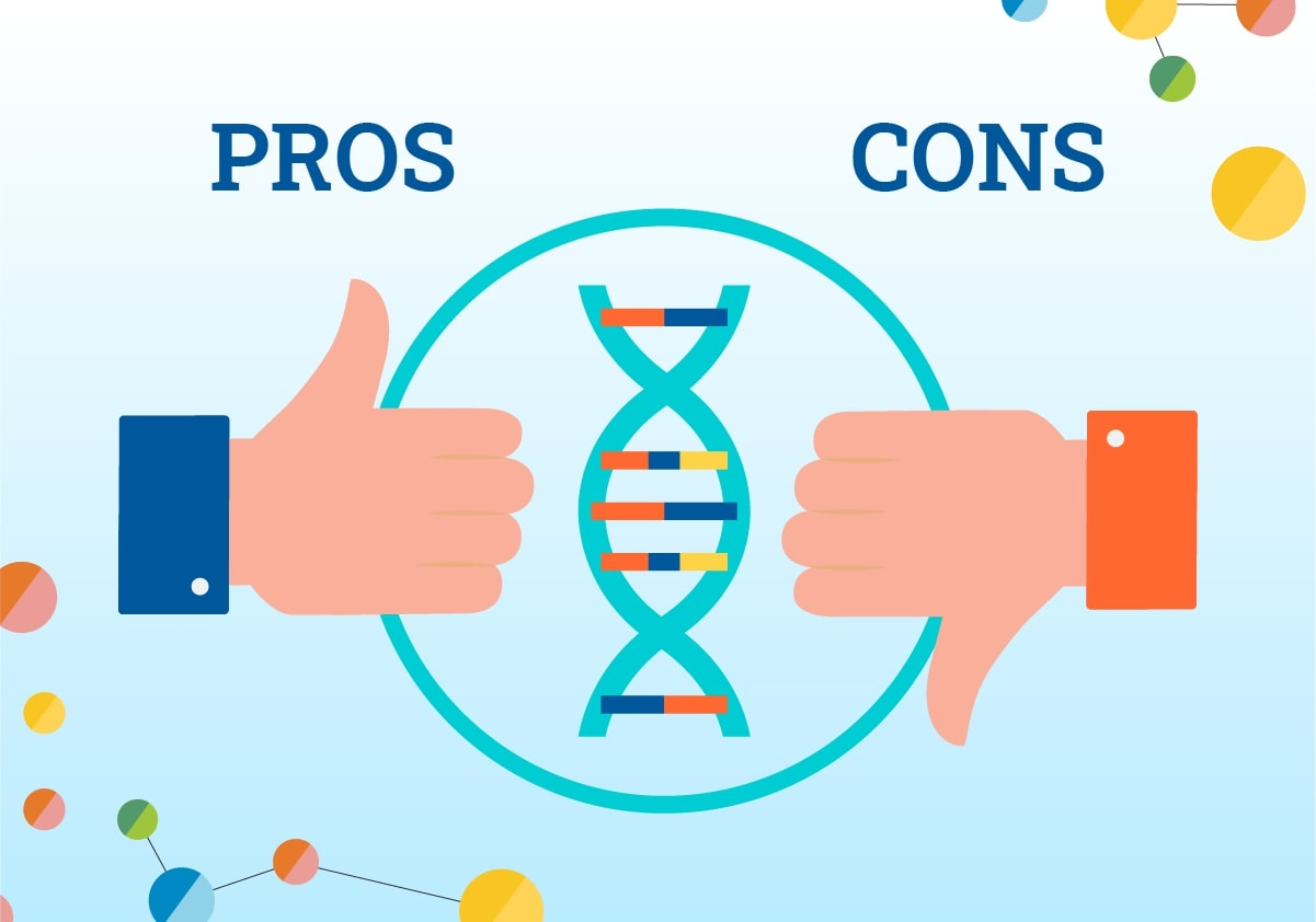 pros and cons of whole genome sequencing