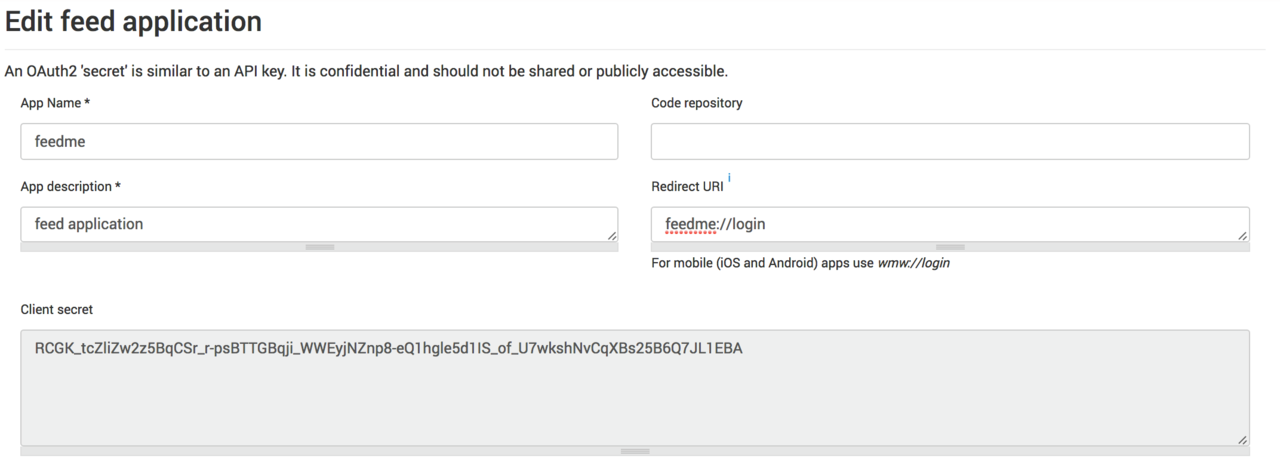 OAuth2 integration using Android/Java | Sequencing com