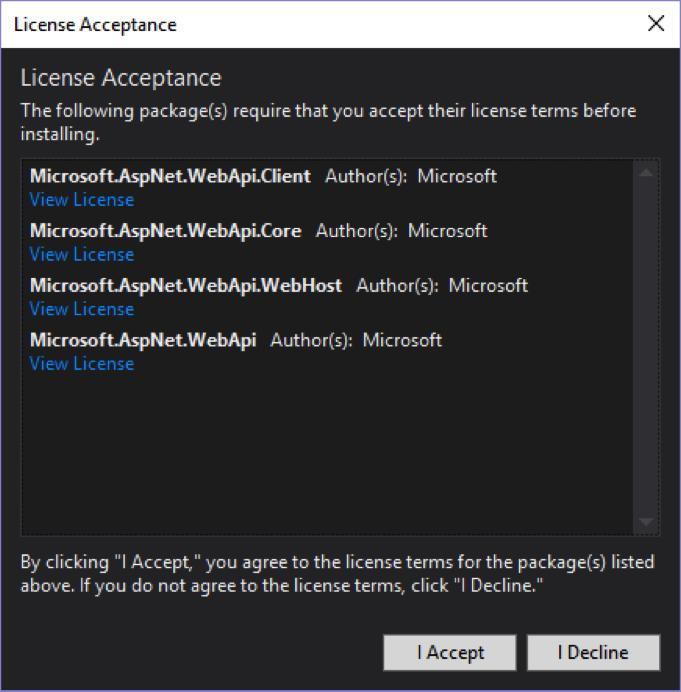 Net master plugin accept agreement