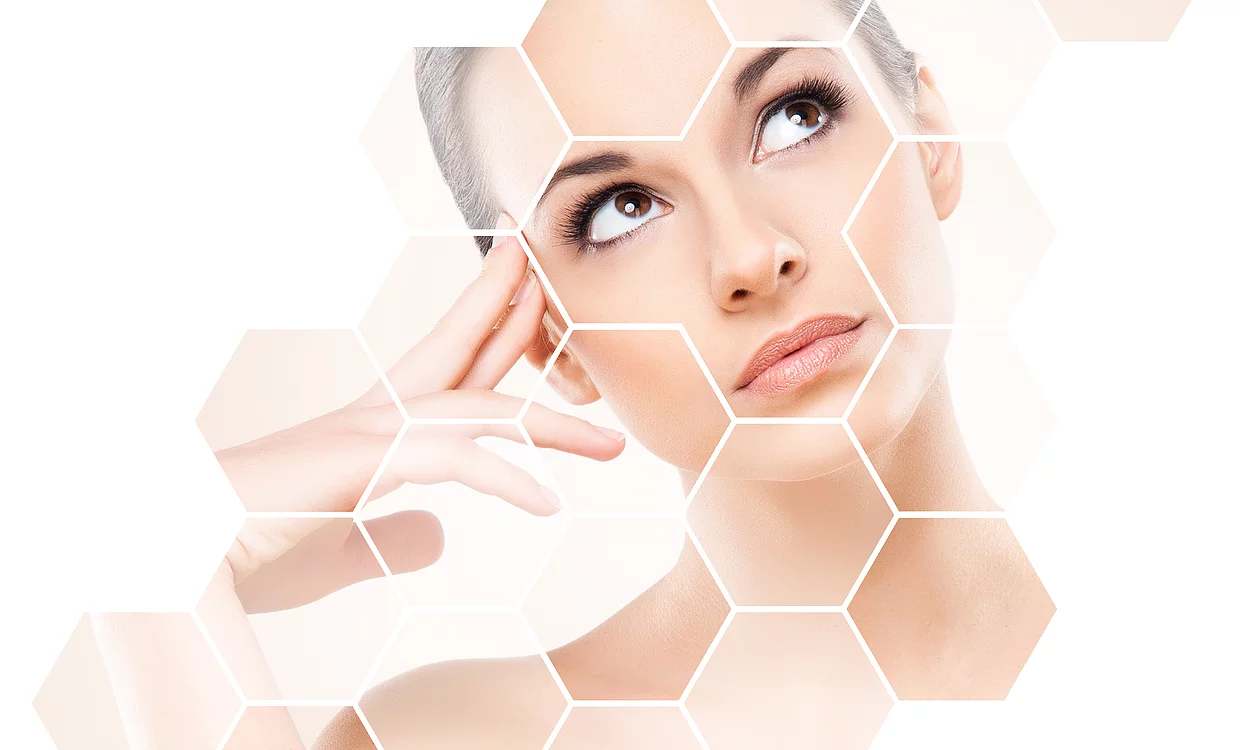 Beauty DNA analysis and reports for skin elasticity and dermatology
